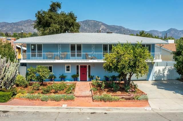 3521 Fairchild Street, La Crescenta, CA 91214 (#P1-6813) :: Team Tami