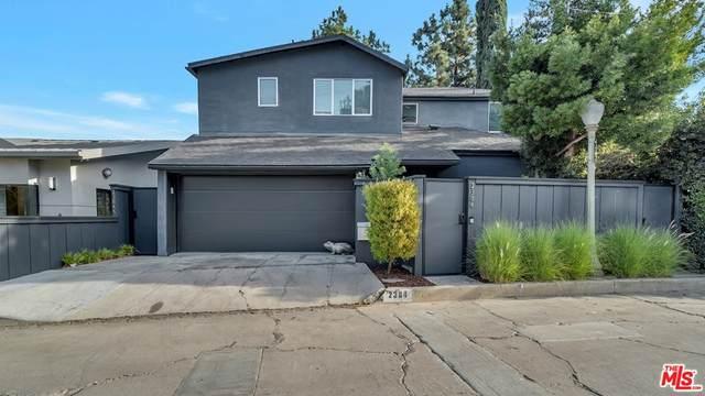 2384 Lyric Avenue, Los Angeles (City), CA 90027 (#21787750) :: Corcoran Global Living