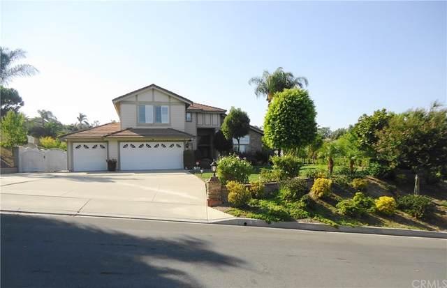 16026 Pinnacle Road, Chino Hills, CA 91709 (#CV21179665) :: Corcoran Global Living