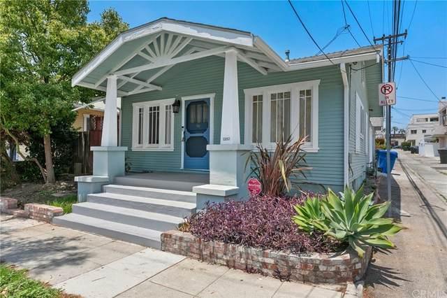 2213 Arizona Avenue, Santa Monica, CA 90404 (#PW21210282) :: Re/Max Top Producers