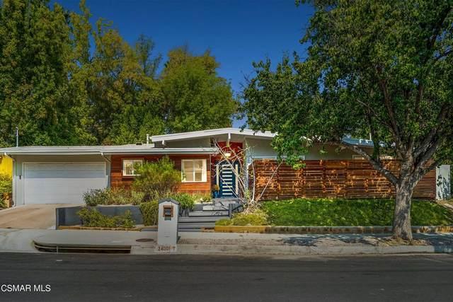 24001 Hatteras Street, Woodland Hills, CA 91367 (#221005243) :: Corcoran Global Living