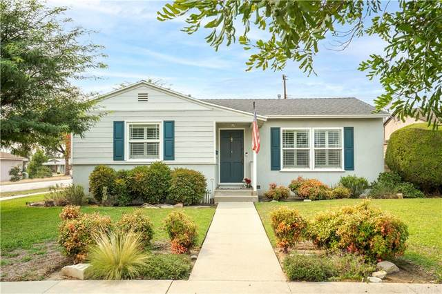 1101 N Dalton Avenue, Azusa, CA 91702 (#CV21211413) :: Corcoran Global Living
