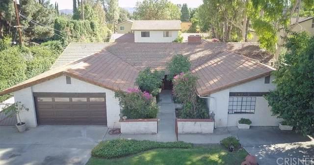 18242 Sylvan Street, Tarzana, CA 91335 (#SR21210520) :: Corcoran Global Living