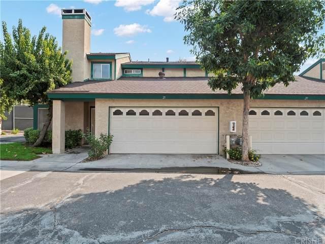 17221 Roscoe Boulevard #21, Northridge, CA 91325 (#SR21210801) :: Corcoran Global Living