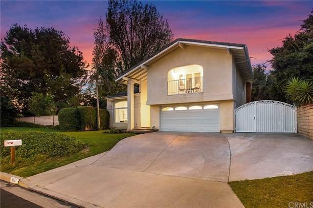 5061 Fairway View Drive, Yorba Linda, CA 92886 (#PW21210364) :: Pam Spadafore & Associates