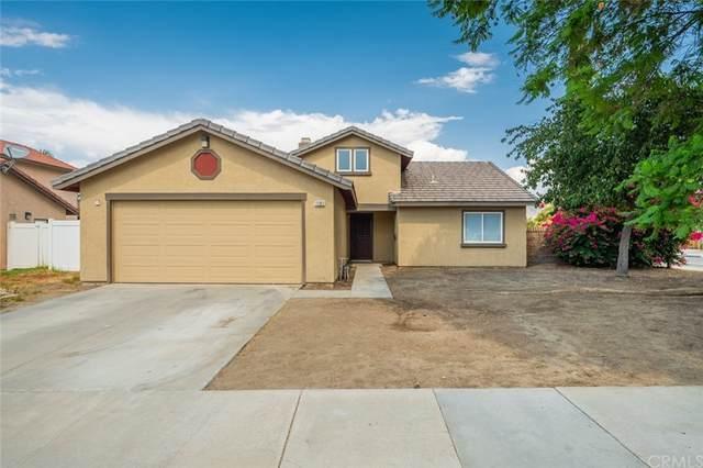 1191 Reinhart Street, San Jacinto, CA 92583 (#SW21209954) :: Pam Spadafore & Associates