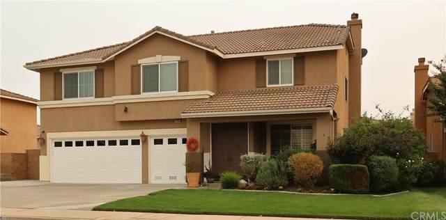 14605 Colorado Street, Fontana, CA 92336 (#IV21210024) :: Team Tami