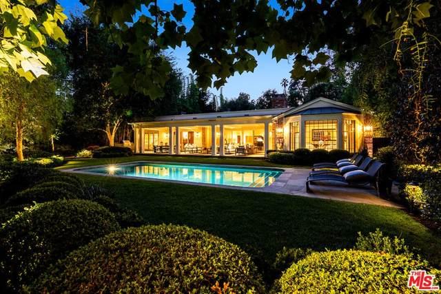 360 N Bristol Avenue, Los Angeles (City), CA 90049 (#21787700) :: Millman Team