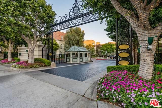 10100 W Empyrean Way #301, Los Angeles (City), CA 90067 (#21787718) :: Re/Max Top Producers