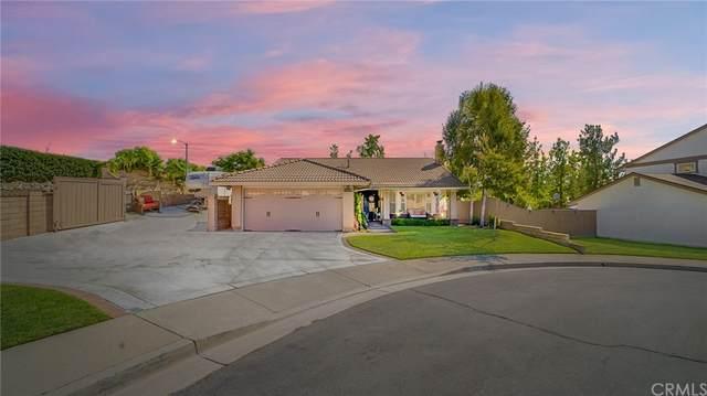 6509 Redbud Place, Rancho Cucamonga, CA 91739 (#CV21211637) :: Corcoran Global Living