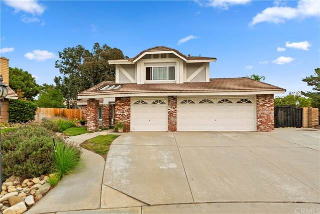 12846 Carissa Court, Rancho Cucamonga, CA 91739 (#CV21199345) :: Corcoran Global Living