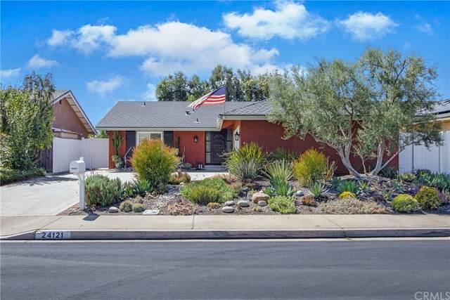 24121 Olivera Drive, Mission Viejo, CA 92691 (#OC21206011) :: Legacy 15 Real Estate Brokers