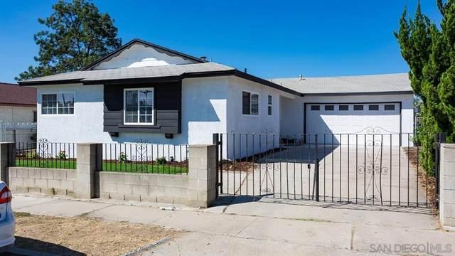 218 Coolwater Dr., San Diego, CA 92114 (#210027150) :: Zutila, Inc.