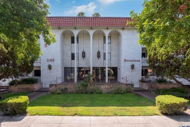 1146 E Lexington Drive #208, Glendale, CA 91206 (#320007804) :: Corcoran Global Living
