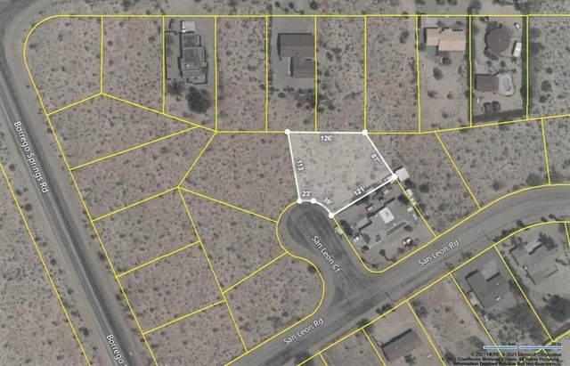 San Leon Ct Lot 68, Borrego Springs, CA 92004 (#NDP2111073) :: Jett Real Estate Group