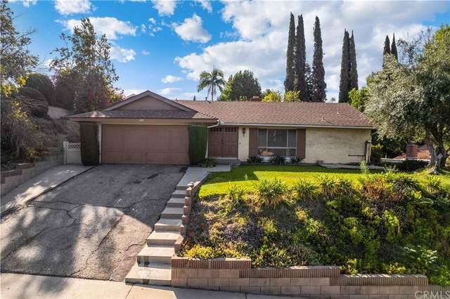 420 El Encino Drive, Diamond Bar, CA 91765 (#PW21211635) :: Corcoran Global Living