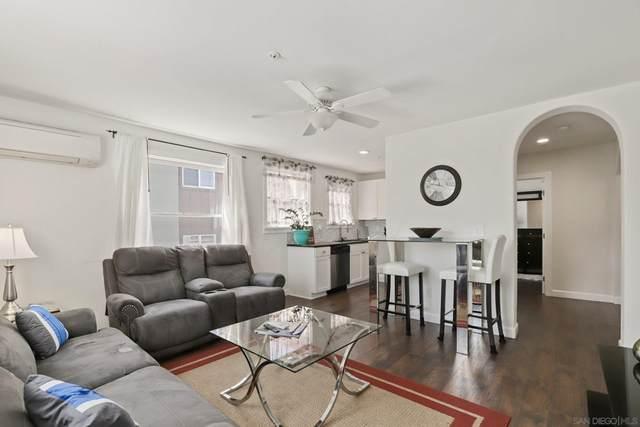 1106 4Th St #5, Coronado, CA 92118 (#210027155) :: Legacy 15 Real Estate Brokers
