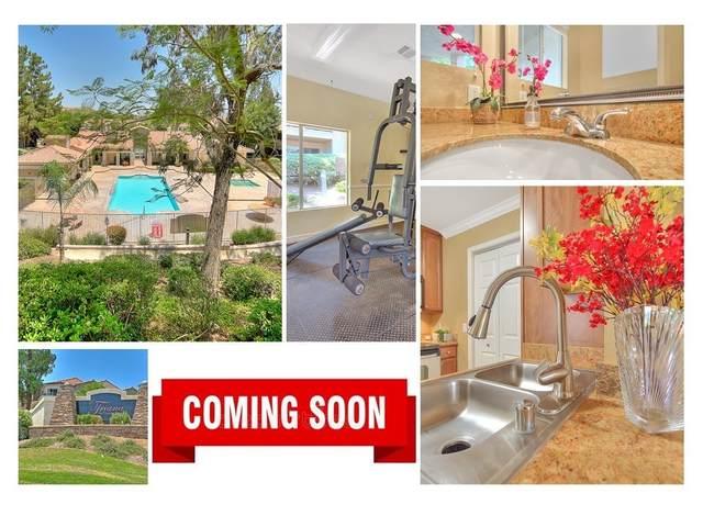 1980 Las Colinas Circle #307, Corona, CA 92879 (#IG21211658) :: Corcoran Global Living