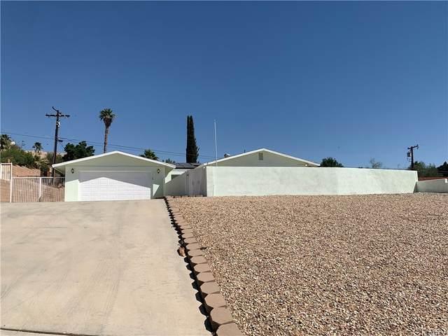 12500 Mountain View Road, Desert Hot Springs, CA 92240 (MLS #JT21210954) :: Brad Schmett Real Estate Group