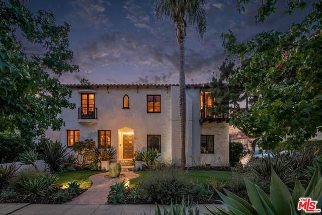 855 N La Jolla Avenue, Los Angeles (City), CA 90046 (#21786004) :: Legacy 15 Real Estate Brokers