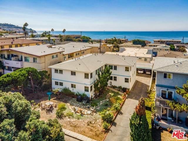 313 Calle Miramar, Redondo Beach, CA 90277 (#21787786) :: Go Gabby