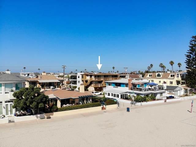 822 San Gabriel Pl, San Diego, CA 92109 (#210027161) :: Bob Kelly Team