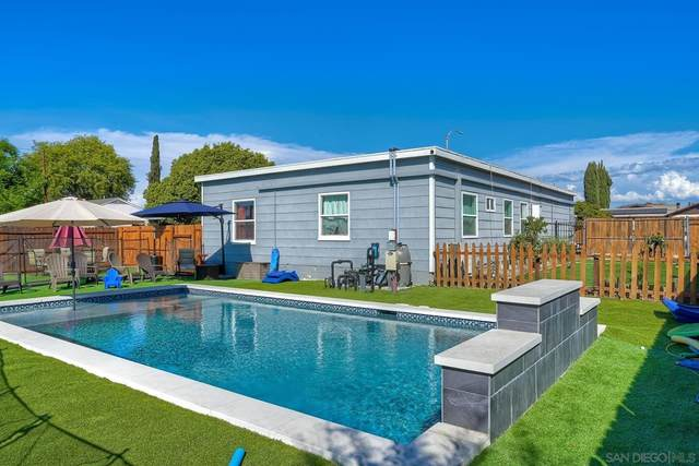 333 E Camden Ave, El Cajon, CA 92020 (#210027168) :: Corcoran Global Living