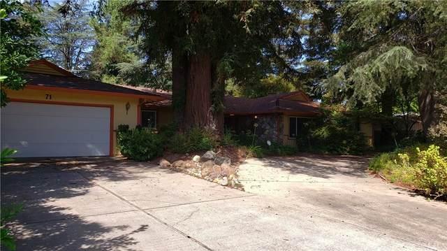 71 Fairway Drive, Chico, CA 95928 (#SW21211719) :: Team Tami