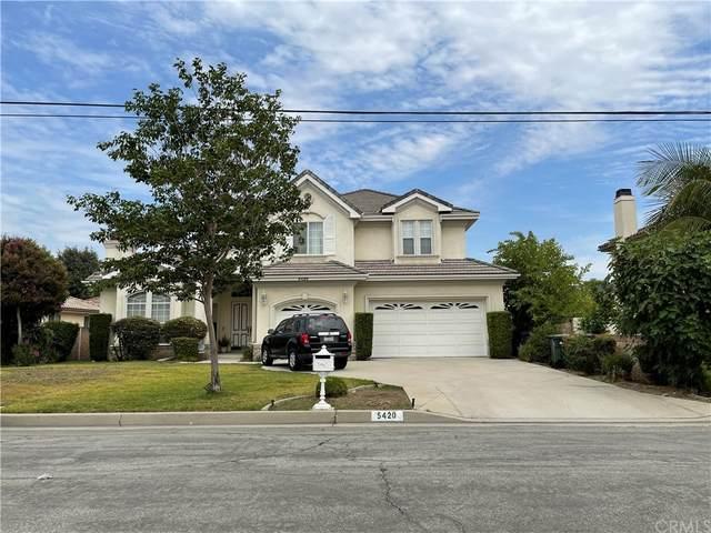 5420 Pal Mal Avenue, Temple City, CA 91780 (#AR21211687) :: Corcoran Global Living
