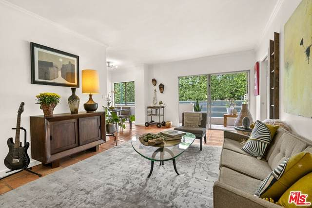 1131 Alta Loma Road #115, West Hollywood, CA 90069 (#21787442) :: Legacy 15 Real Estate Brokers