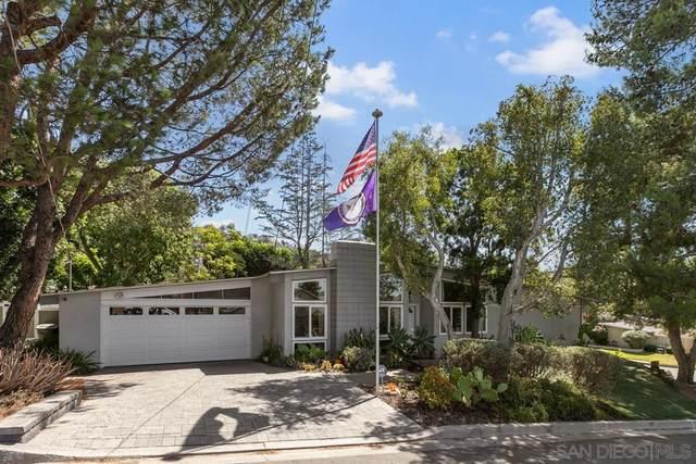 4950 Treasure Drive, La Mesa, CA 91941 (#210027173) :: Corcoran Global Living