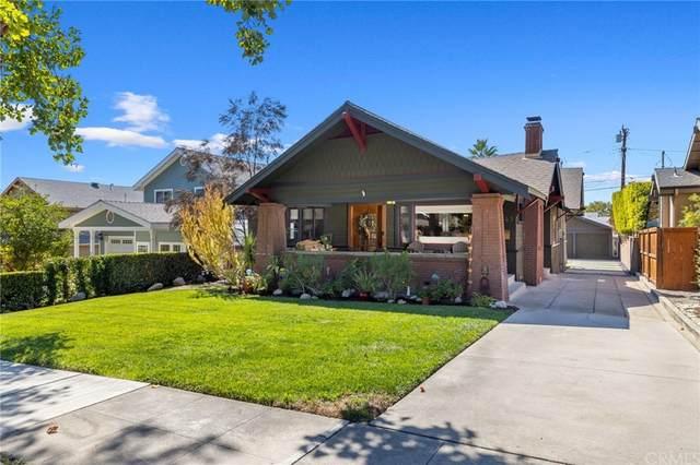 263 N Encinitas Avenue, Monrovia, CA 91016 (#AR21211365) :: Corcoran Global Living