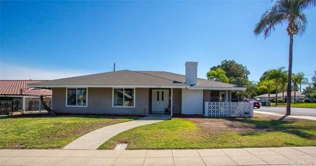 1231 S Victoria Avenue, Corona, CA 92879 (#IG21211706) :: Corcoran Global Living