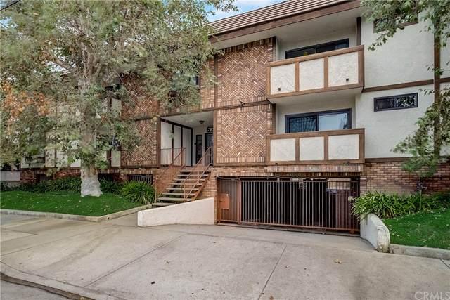 6250 Fulton Avenue #205, Van Nuys, CA 91401 (#BB21207981) :: Corcoran Global Living