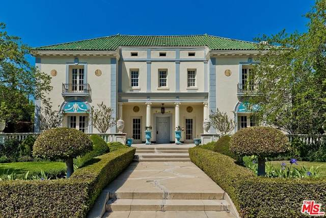 425 S Plymouth Boulevard, Los Angeles (City), CA 90020 (#21785870) :: The Laffins Real Estate Team