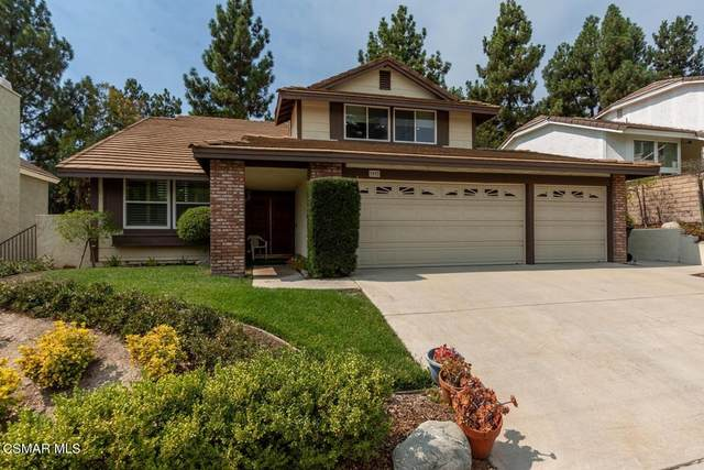 3093 Rikkard Drive, Thousand Oaks, CA 91362 (#221005249) :: Team Tami