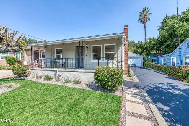 3725 Montrose Avenue, La Crescenta, CA 91214 (#P1-6817) :: Team Tami