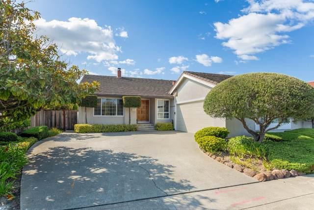 1189 Balclutha Drive, Foster City, CA 94404 (#ML81864192) :: Twiss Realty