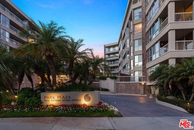 515 Ocean Avenue 308S, Santa Monica, CA 90402 (#21787468) :: Re/Max Top Producers