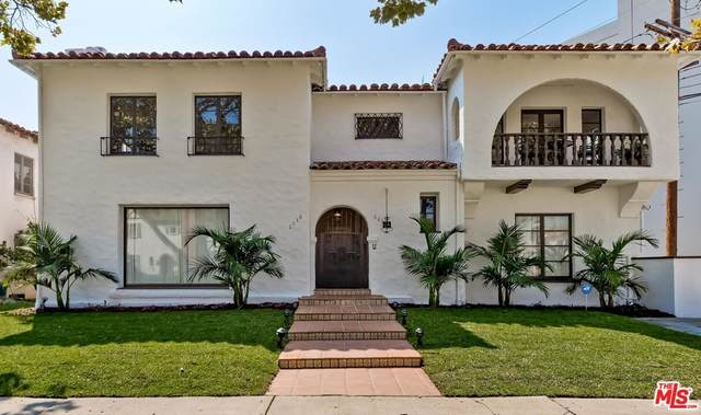 6636 W 6Th Street, Los Angeles (City), CA 90048 (#21787112) :: The Laffins Real Estate Team