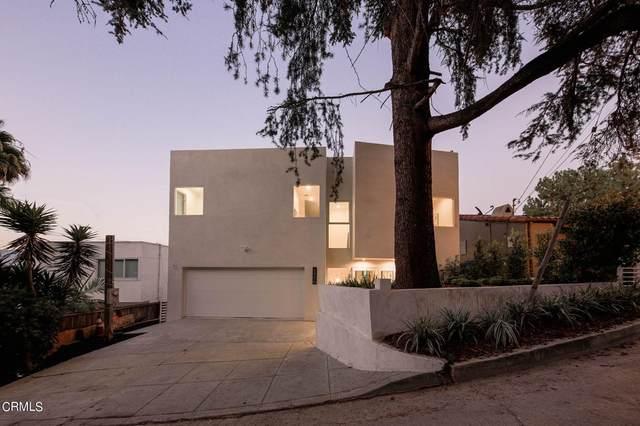 2406 Lyric Avenue, Los Angeles (City), CA 90027 (#P1-6818) :: Team Tami