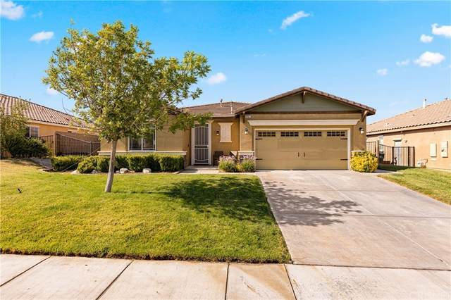 1707 Burmese Place, Palmdale, CA 93551 (#SR21210480) :: Team Forss Realty Group