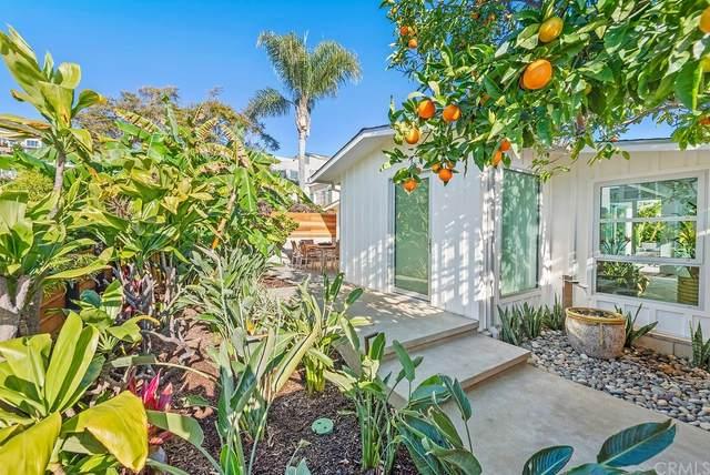 239 Fairview Street, Laguna Beach, CA 92651 (#LG21210350) :: Legacy 15 Real Estate Brokers