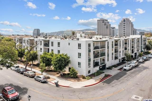 500 Jackson Place #108, Glendale, CA 91206 (#320007795) :: Corcoran Global Living