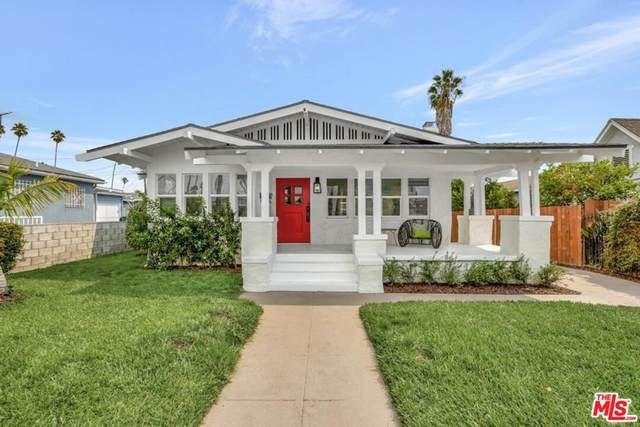 2320 Hillcrest Drive, Los Angeles (City), CA 90016 (#21772952) :: Legacy 15 Real Estate Brokers