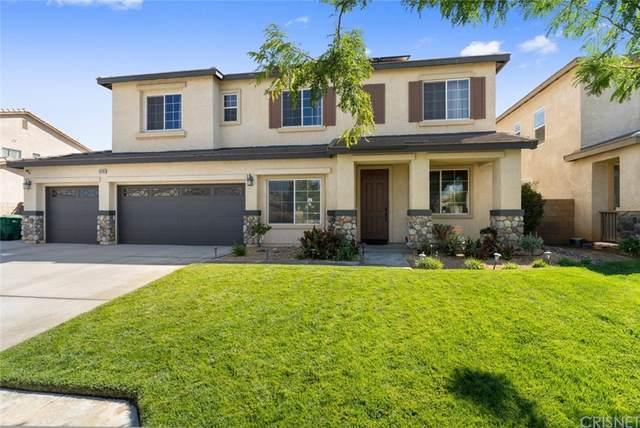 43766 58th Street W, Lancaster, CA 93536 (#SR21208043) :: Corcoran Global Living