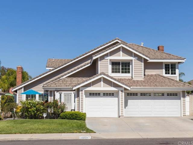 45774 Hopactong Street, Temecula, CA 92592 (#SW21209306) :: Necol Realty Group