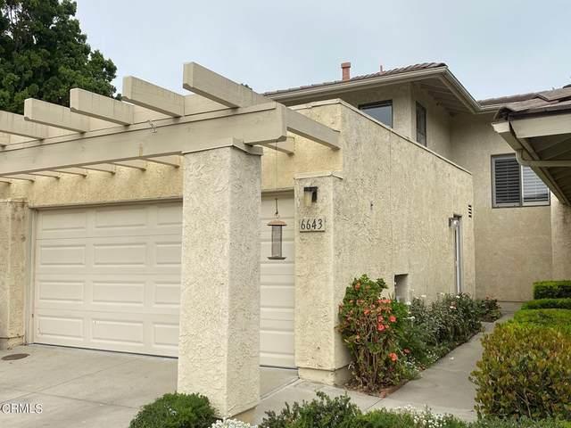 6643 Hemingway Lane, Ventura, CA 93003 (#V1-8576) :: Team Tami