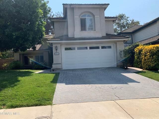 5280 Evanwood Avenue, Oak Park, CA 91377 (#221005250) :: Team Tami