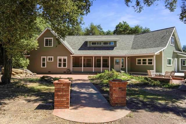 4020 Highway 78, Julian, CA 92036 (#NDP2111081) :: Jett Real Estate Group